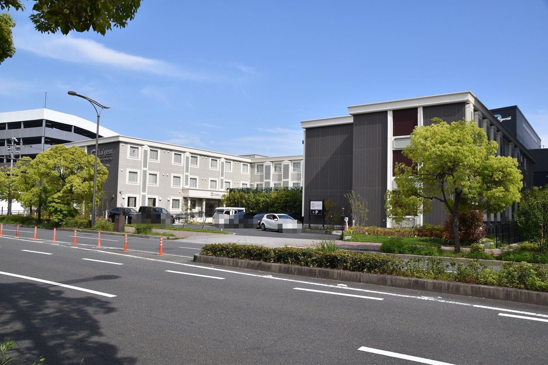 ベイ 大阪 ラ ホテル ジェント